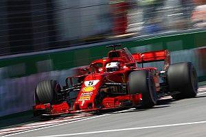 """Vettel: """"Creía que estaríamos en apuros"""""""