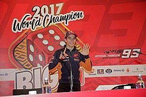 Agostini yakin Marquez bisa pecahkan rekornya