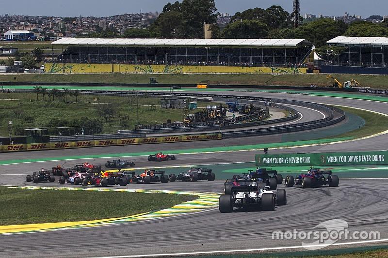 F1 abre mão de taxas dos próximos 3 GPs no Brasil, diz site