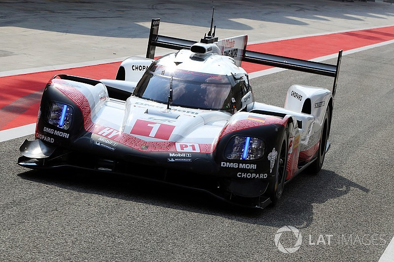 Porsche va encore faire rouler sa LMP1 en 2018