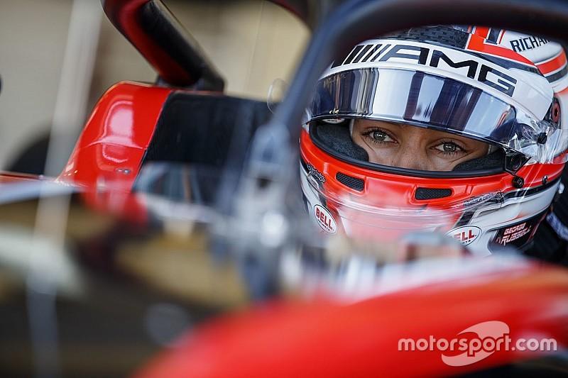 F2 Hungaroring: Antrenman seansının lideri Russell