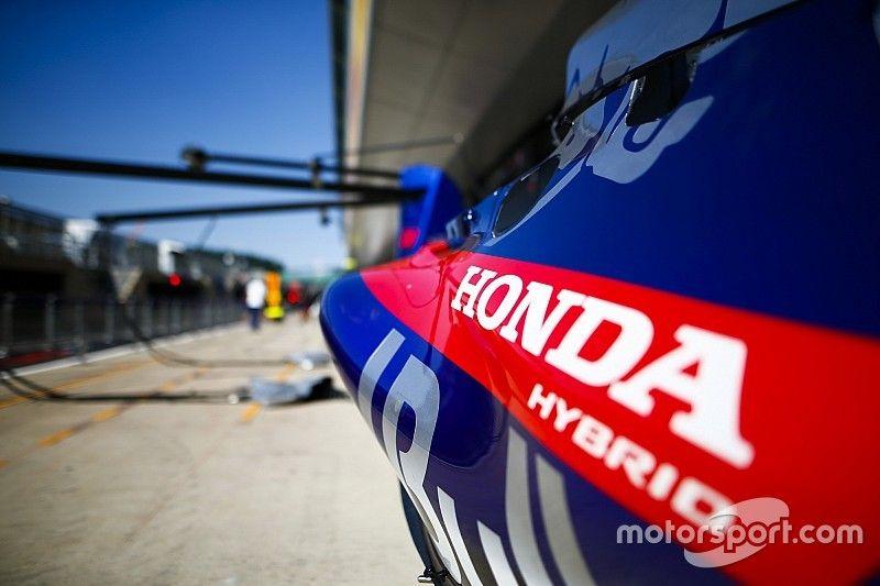 Honda quiere empezar 2019 con el tercer mejor motor