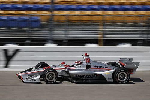 Пауэр выиграл 52-й поул в IndyCar