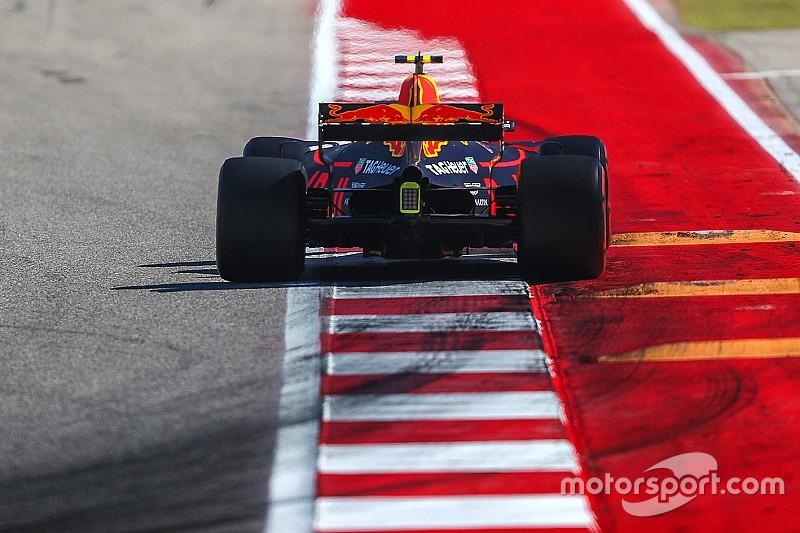 Nuovi cordoli ad Austin per evitare sorpassi oltre i limiti della pista in stile Verstappen 2017