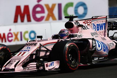Pérez apunta a la Q3 en el GP de México