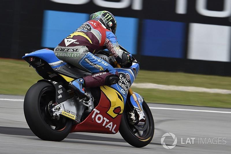FP3 Moto2 Malaysia: Morbidelli mendominasi, Dimas Ekky ke-28