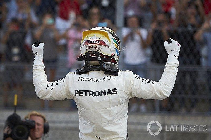 Lewis Hamilton Champion du monde à Mexico si...
