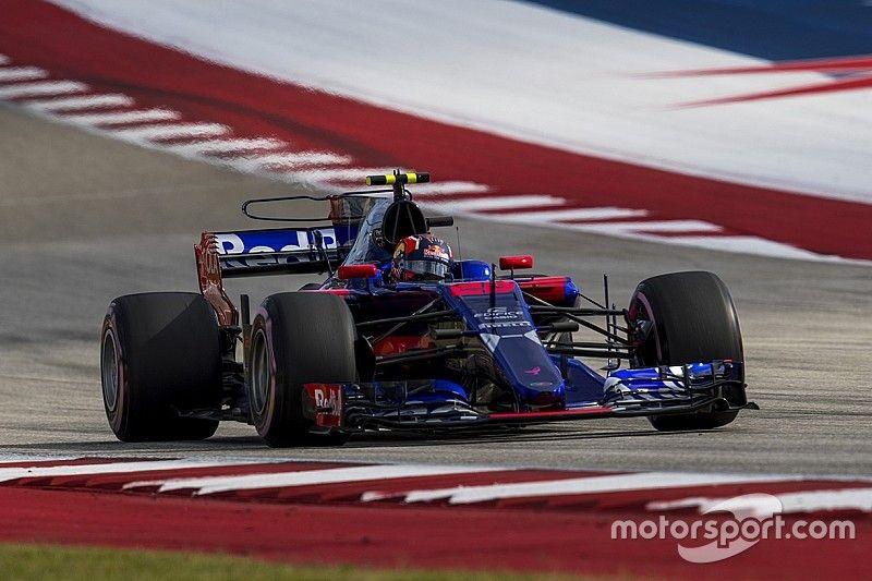 Kvyat hará el test de Abu Dhabi con Toro Rosso
