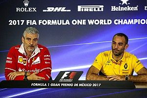 Mexican GP: Friday's press conference