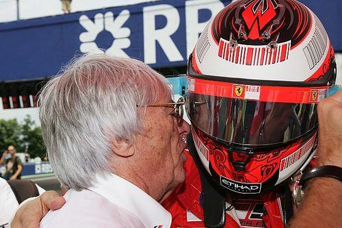 "Ecclestone : J'ai ""souvent"" aidé Ferrari avec Mosley"