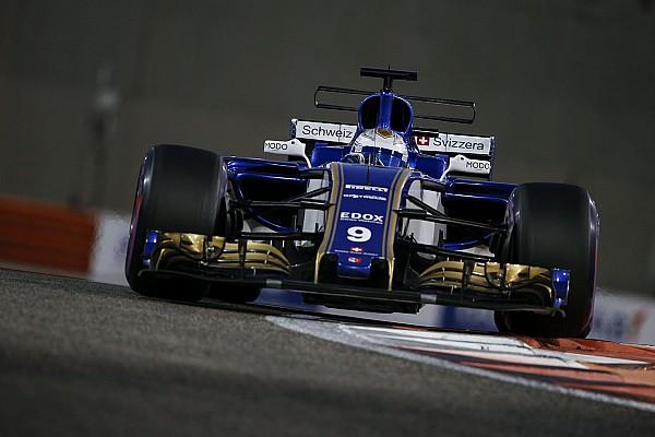 Sauber confirms Ericsson alongside Leclerc for 2018
