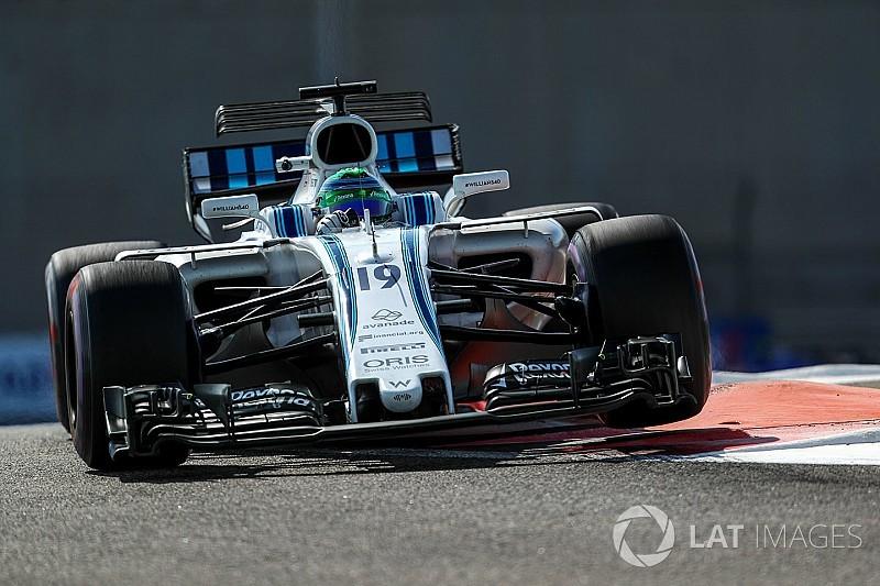 """Williams: Massa, F1 kariyerini """"yüksek seviyede"""" tamamladı"""