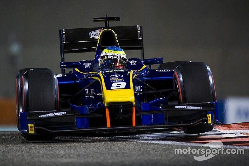 Rowland triunfa sobre Markelov em corrida 1 em Abu Dhabi