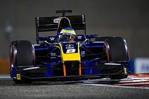 Formel 2 Abu Dhabi 2017: Kurioses Prema-Finish bei Rowland-Sieg