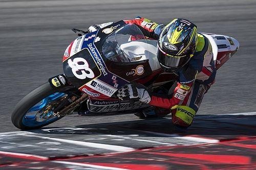 Marco Gaggi continua con l'S.G.M. Tecnic Racing Team