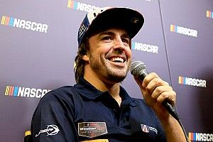 阿隆索承认有兴趣参加NASCAR测试