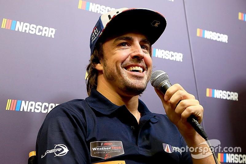 Fernando Alonso: Lust auf einen NASCAR-Test, aber ...
