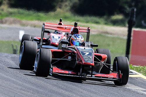 Verschoor opnieuw sterkste op zaterdag in Toyota Racing Series