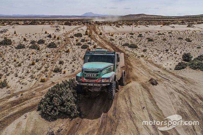 Preview Dakar 2019 – trucks: De Rooy gaat strijd aan met Kamaz
