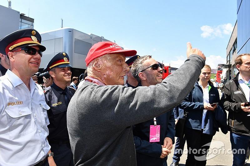 Lauda idén valószínűleg nem utazhat el több F1-es nagydíjra