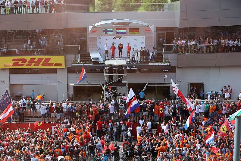 Verstappen ha mandato in visibilio 20 mila olandesi con la vittoria della maturità