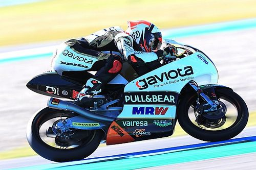 Australian Moto3: Arenas wins crazy race, Bezzecchi out