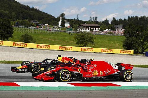 Penambahan zona DRS di GP Austria diklaim sukses