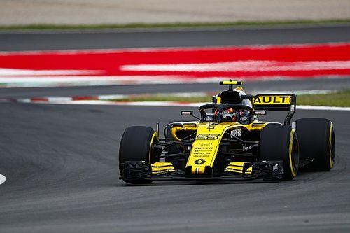 Renault prend la quatrième place du championnat