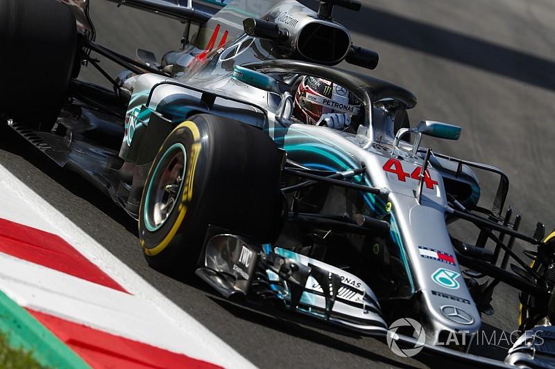 Barcellona, Libere 3: doppietta Mercedes, le Ferrari sono vicine