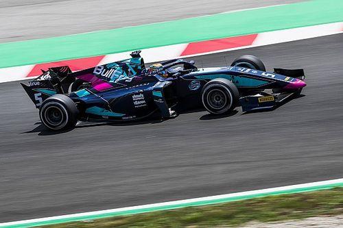 Элбон завоевал второй поул в Формуле 2 подряд