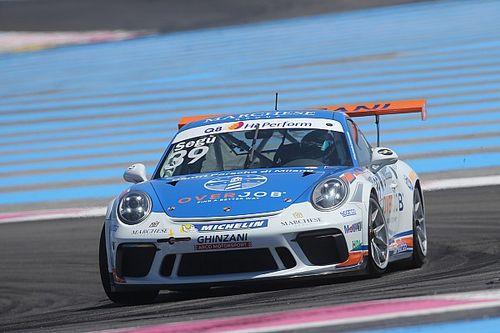 Carrera Cup Italia, Le Castellet: Scholarship d'attacco e Campana out per gara 2