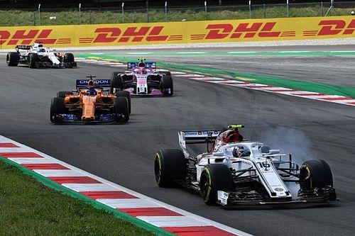 """Malgré son top 10, Leclerc """"pense vraiment avoir fait le con"""""""
