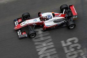 Pau F3: Aron wins rain-shortened Grand Prix