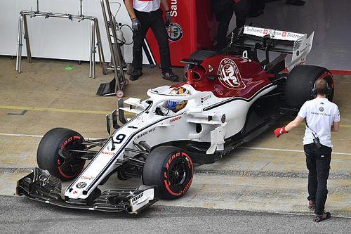 Ericsson szerint Leclerc jobban tudja kezelni a gumikat, emiatt gyorsabb nála