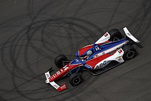 IndyCar Trainingsbericht Indy 500: Tony Kanaan führt