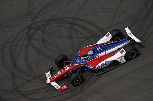 "Indy 500: Tony Kanaan führt ""Carb Day"" an, Danica Patrick mit Defekt"