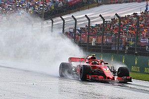 Ferrari ne voulait pas de cette pluie-là