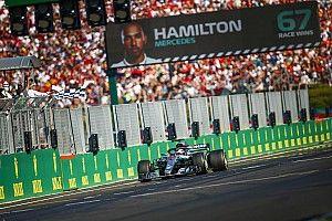 Hamilton pone deberes a Mercedes para las vacaciones
