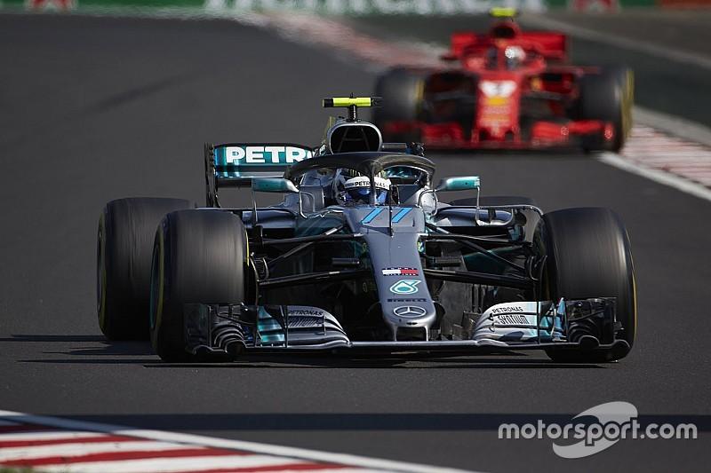 Motori Mercedes-Ferrari: Bottas indiziato per il passaggio all'evo 3. E gli altri aspettano Monza?