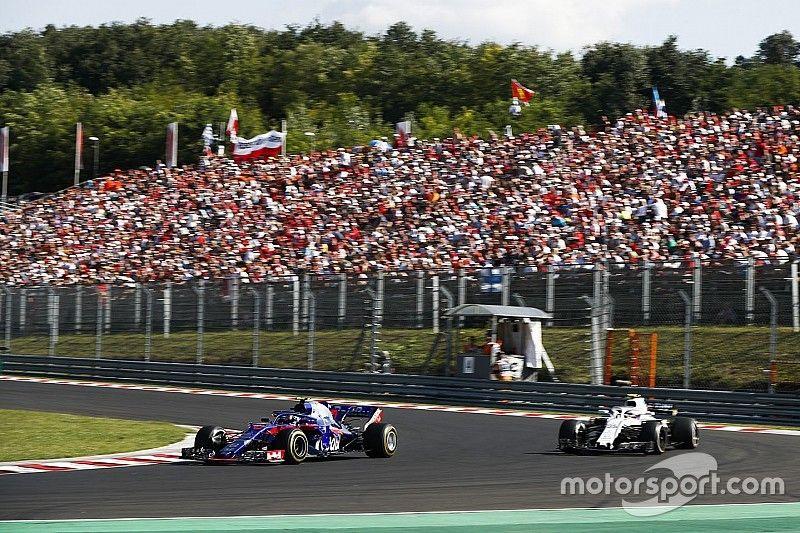 غاسلي: الأعلام الزرقاء جعلتني أدرك خوضي لسباقٍ جيّد في المجر