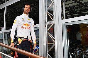 Ricciardo a besoin d'oublier un peu la F1
