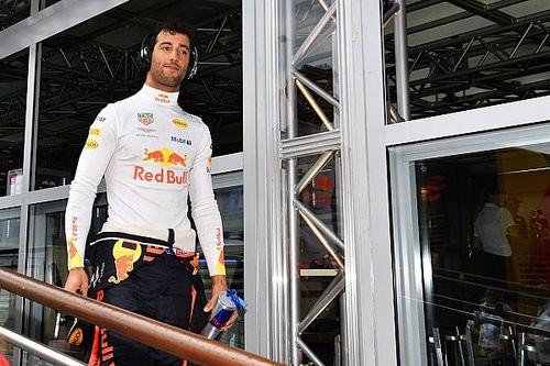 La extraña salida de Ricciardo de Red Bull