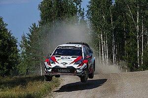 Tanak e Toyota dominano e vincono il Rally di Finlandia davanti alla Citroen di Ostberg. Latvala 3°