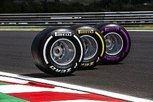 A Pirelli gumiválasztása a Brazil Nagydíjra