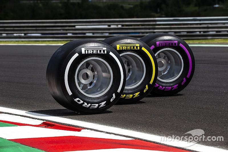 Pirelli verwacht vooral eenstoppers in GP van Hongarije