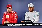 Formula 1 Vettel berharap Mercedes tak gunakan mode 'pesta' saat balapan