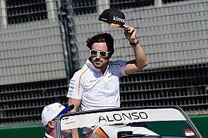 Para Alonso, McLaren ya puede retar a Ferrari, Mercedes y Red Bull