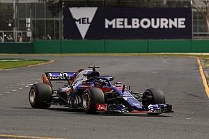 Forma-1 Jelentés az időmérőről Toro Rosso: