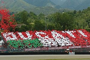 Le Tribune Ducati tingeranno di Rosso il Mugello e Misano