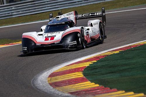 Megdöntötte Hamilton körrekordját a Porsche LMP1-es kocsija Spában